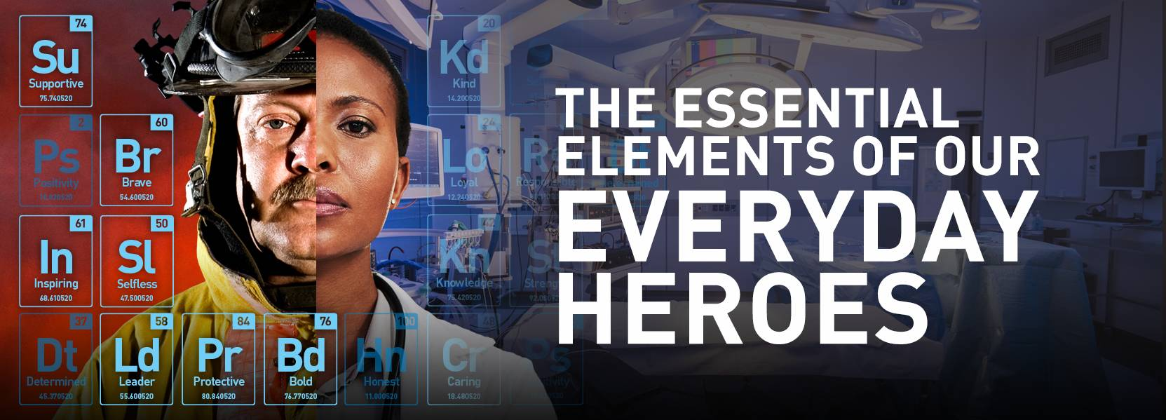 The Essential Elements of Our Everyday Heroes